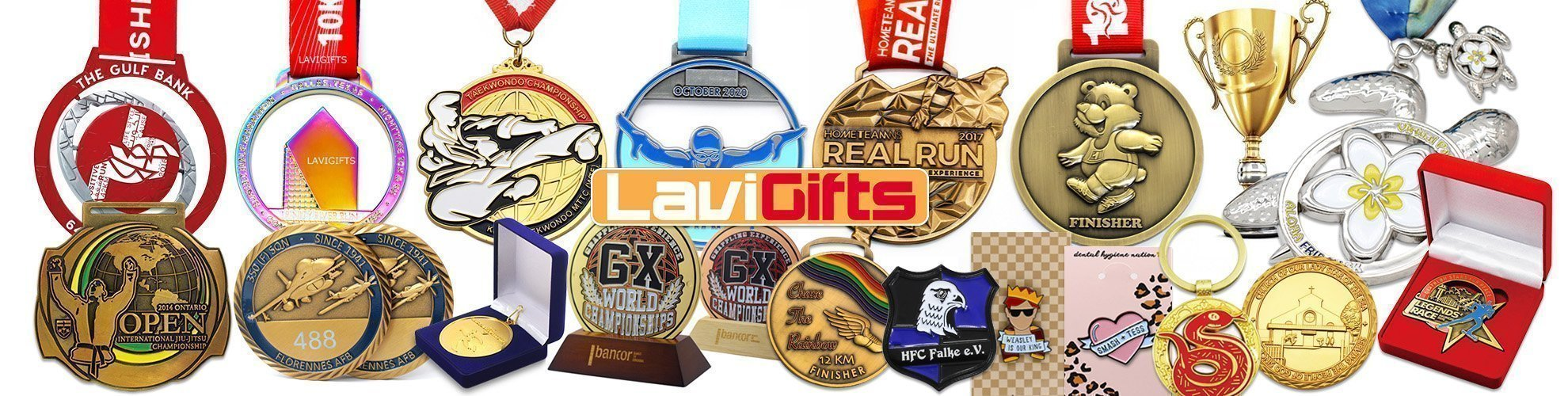 Chinese medal manufacturer