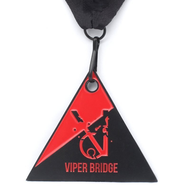 triangle medal