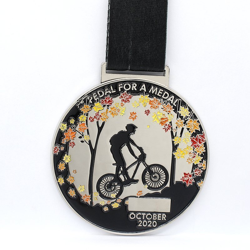 Cycling Bicycle Medal