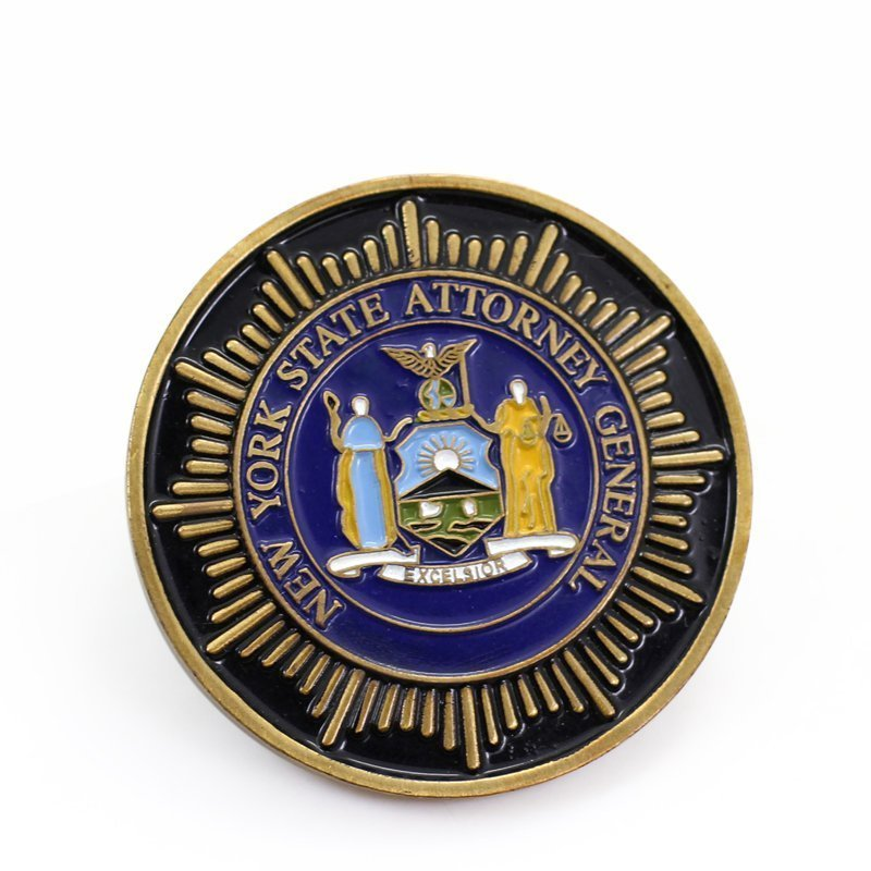 State Attorney General Coin