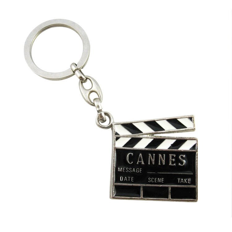 Cannes Film Festival Keychain
